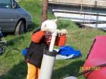 Príprava raftov